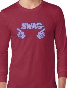 hand swag style  main  Long Sleeve T-Shirt
