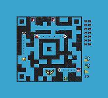 Battle QR by uwanlibner