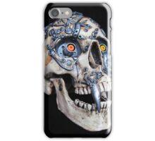 Vampire Cyborg iPhone Case/Skin