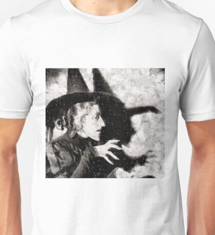 Wicked Witch, Wizard of Oz Unisex T-Shirt
