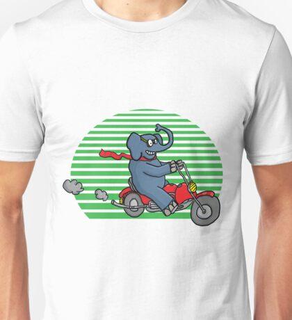 Le biker Unisex T-Shirt