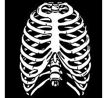 thorax  squelette  skull Photographic Print