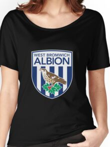 west brom football club logo Women's Relaxed Fit T-Shirt