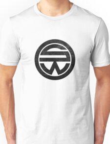 SamuraiWorld (ShogunWorld, SWorld, WestWorld) Unisex T-Shirt