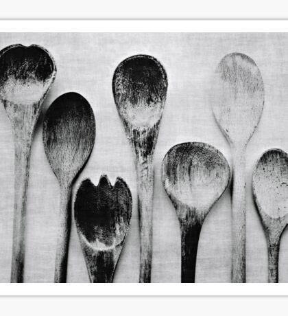 Spoons Sticker