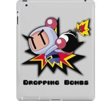 Dropping Bombs iPad Case/Skin