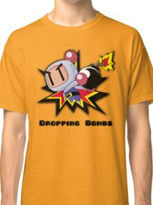 Dropping Bombs Classic T-Shirt