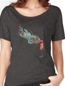 Octopus in me Sunad Women's Relaxed Fit T-Shirt