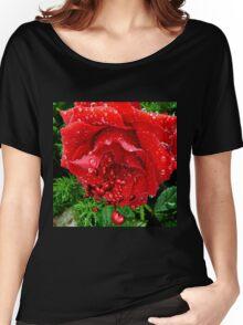 Bleeding Love Women's Relaxed Fit T-Shirt