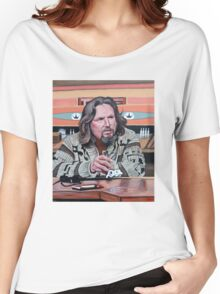 Jeffrey Lebowski Women's Relaxed Fit T-Shirt