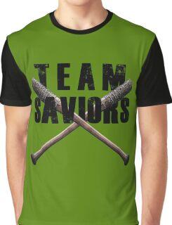 Team Saviors Graphic T-Shirt