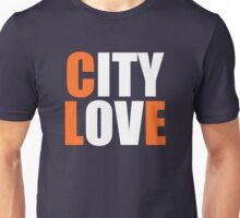 cleveland city love Unisex T-Shirt