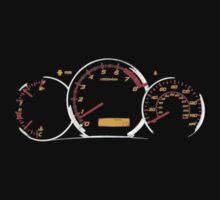 WRX gauges by TswizzleEG