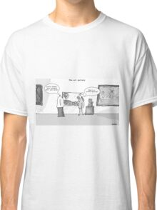 The art gallery Classic T-Shirt