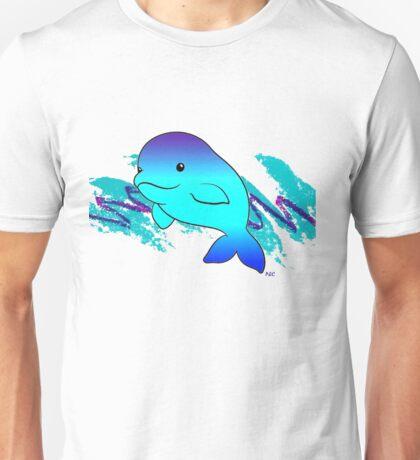 80's Beluga Bae Unisex T-Shirt