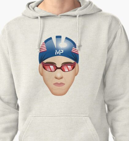 Face Phelps Pullover Hoodie