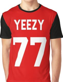 Yeezy 77 (Red) Graphic T-Shirt