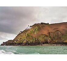 Sark Lighthouse Photographic Print