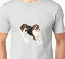 Maggie and Lucy  Unisex T-Shirt
