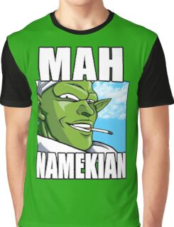 Mah Namekian Graphic T-Shirt