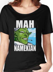 Mah Namekian Women's Relaxed Fit T-Shirt