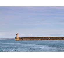 Guernsey Lighthouse Photographic Print