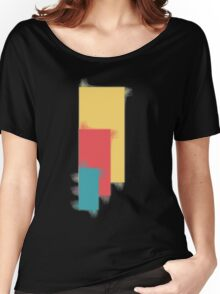 City Paint  Women's Relaxed Fit T-Shirt