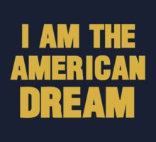 The Wire – I am the American Dream by movieshirt4you