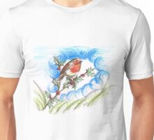 Robin's  Berry Treat Unisex T-Shirt