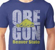 Vintage Oregon Beaver State Unisex T-Shirt