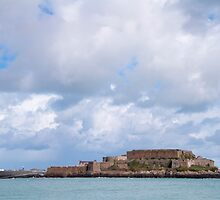 Castle Cornet  by chris2766