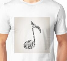 Sports the note Unisex T-Shirt