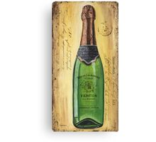 Bubbly Champagne 2 Canvas Print