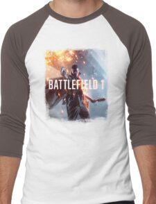 Battle Men's Baseball ¾ T-Shirt