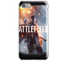 Battle iPhone Case/Skin