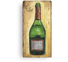 Bubbly Champagne 3 Canvas Print