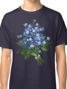 Forget-me-not - acrylic Classic T-Shirt