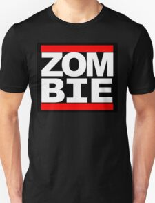 ZOMBIE RUN DMC MASHUP T-Shirt