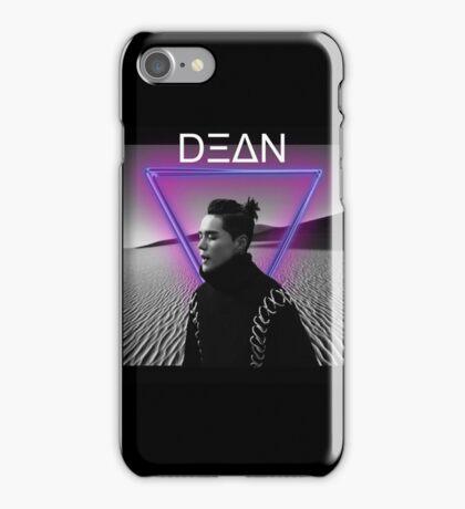 DEAN - BERMUDA TRIANGLE// KPOP SINGER iPhone Case/Skin