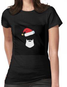 Santa love!  Womens Fitted T-Shirt