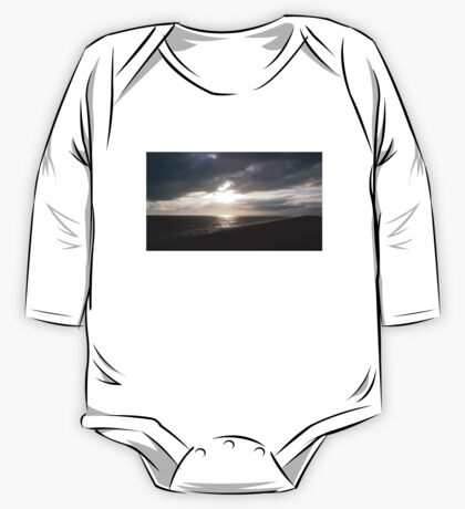 Sunset in the ocean One Piece - Long Sleeve