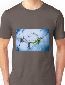 Cryotherapy Ice Climbing Unisex T-Shirt