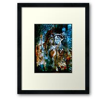 Winter Journal..The Years Framed Print