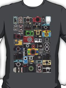 Pixelated Camerass T-Shirt