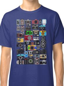 Pixelated Camerass Classic T-Shirt