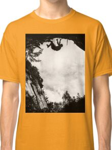 Dry Tool Climber Greg Boswell Classic T-Shirt