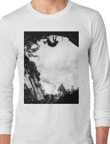 Dry Tool Climber Greg Boswell Long Sleeve T-Shirt