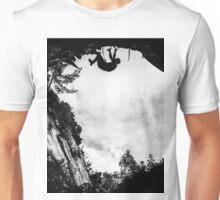 Dry Tool Climber Greg Boswell Unisex T-Shirt