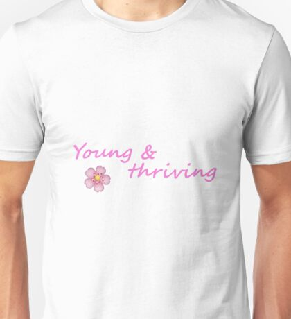 Young & thriving Unisex T-Shirt