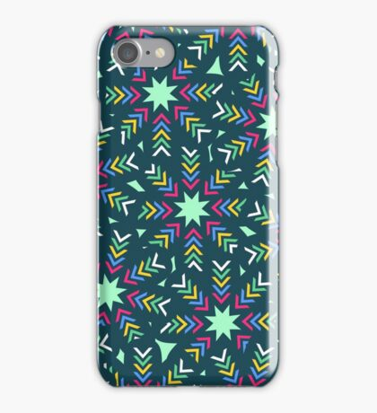 Evergreen decoration for Christmas iPhone Case/Skin